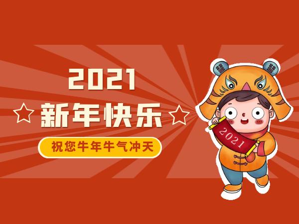 深圳市品诺时代科技有限公司祝大家新年快乐!