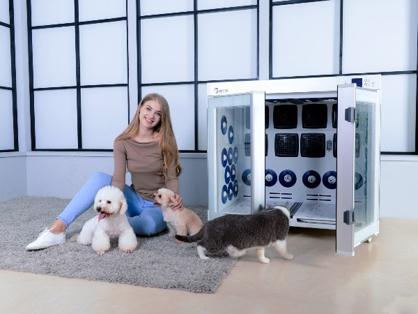 为舒适健康、为特别的关心——欧科达宠物烘干机