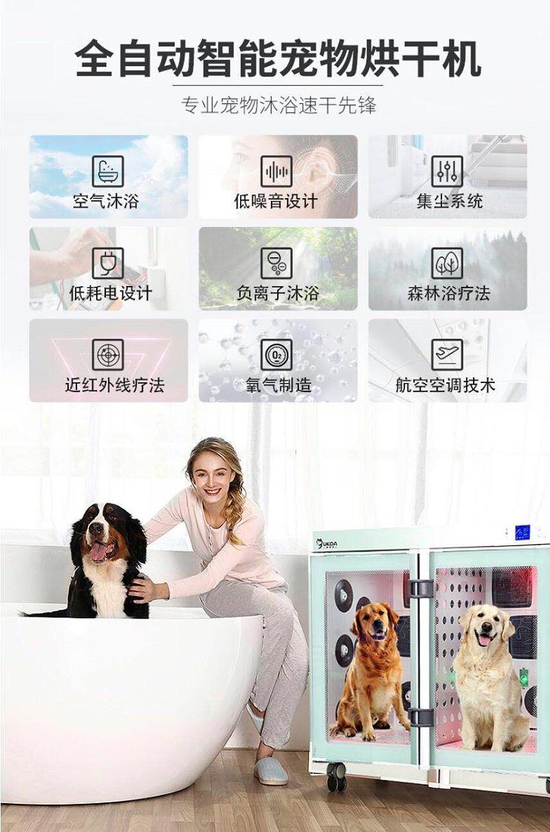 欧科达UKDA 宠物烘干机 九大新型专利技术