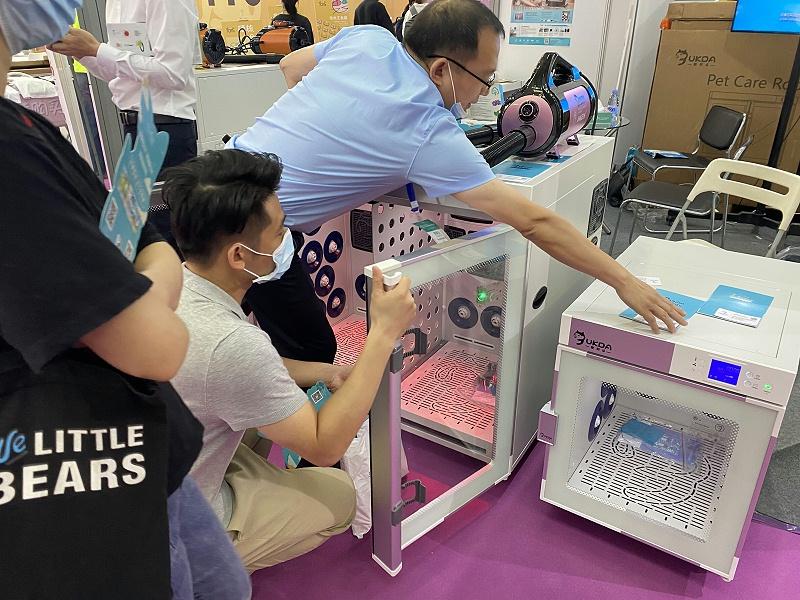 深圳宠物展 欧科达UKDA宠物烘干机