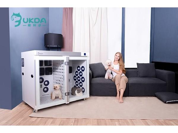欧科达丨有了宠物烘干机,给宠物吹毛不再是难事!