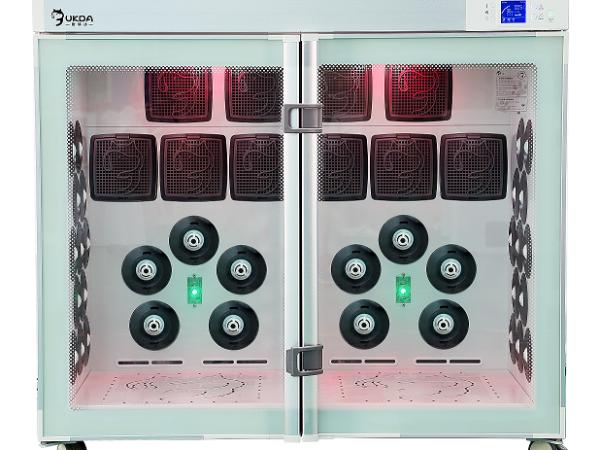 PTC空调技术,保持恒温状态——欧科达宠物烘干机