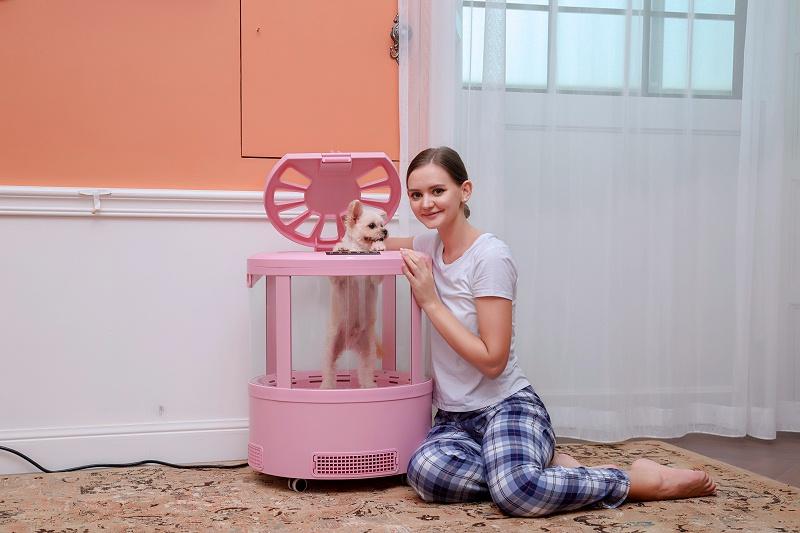2021年宠物用品代理商想赚钱,选欧科达宠物烘干箱!