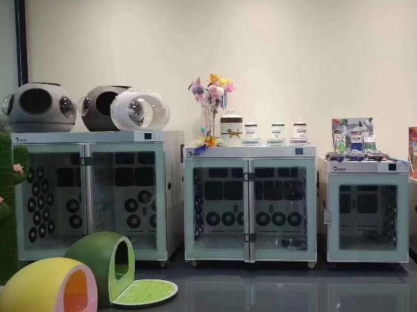 杭州某猫舍宠物护理箱案例