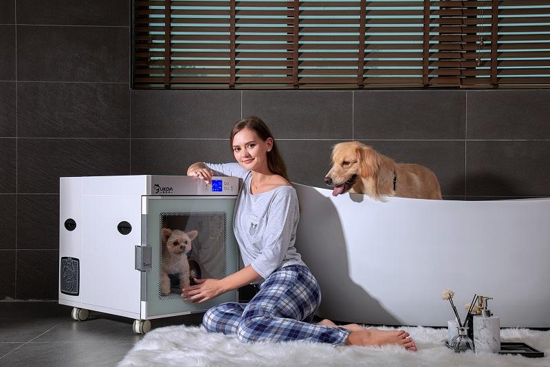 舒适、低噪、省力省电,这款宠物烘干机做到了!