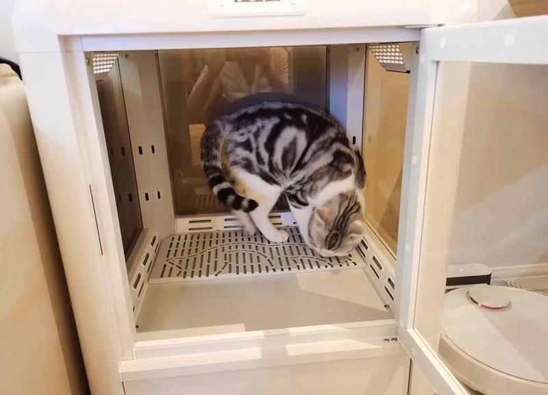 欧科达宠物烘干箱