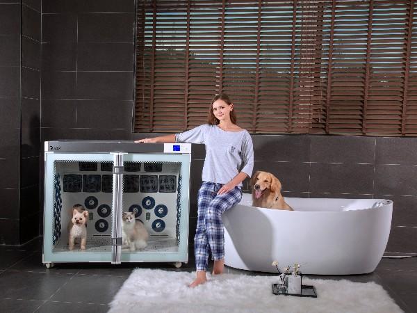 天天洗狗吹狗的宠物美容师,一定需要它!