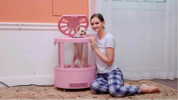 2020上海亚宠展丨来了来了,欧科达UKDA带着新款宠物烘干机又来了