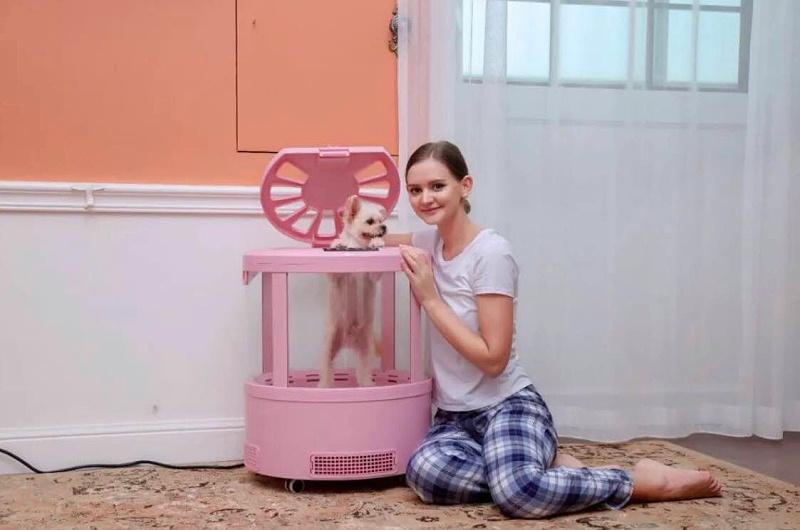 欧科达UKDA宠物烘干机