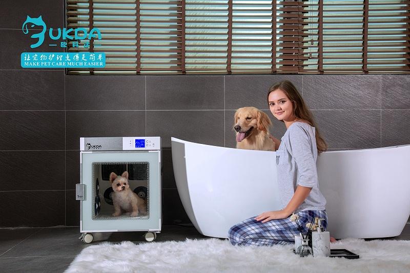 案例分享丨走向成功的欧科达宠物烘干机代理商