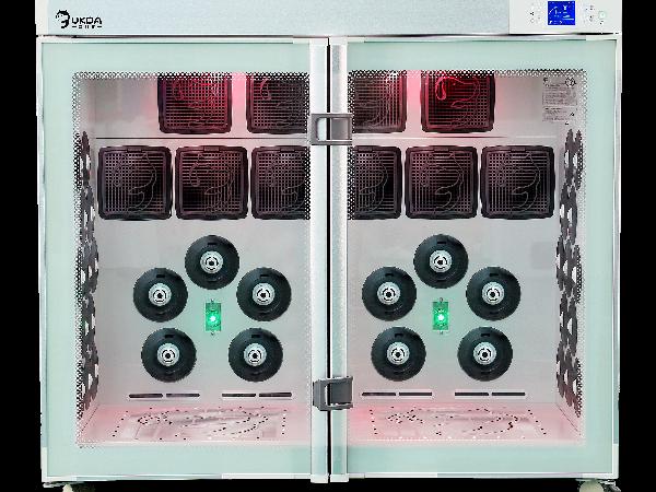 宠物福音丨低噪节能-欧科达宠物烘干机
